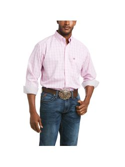 Mens Ariat Waylon Long Sleeve Shirt