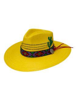 Ladies Charlie One Horse Mariachi Straw Hat