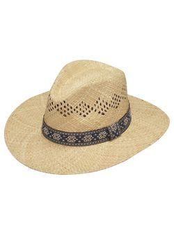Ladies MF Beach Straw Hat