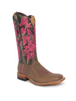 Ladies Macie Bean GI Jane Boots