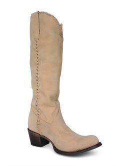 Ladies Lane Plain Jane Buttermilk Tall Boots