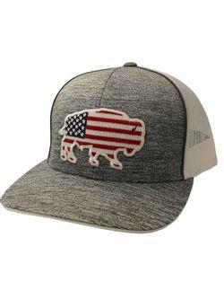 Rdh 2  CAP Usa Full Color Buffalo