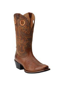 Mens Ariat Solado VentTek Western Boot
