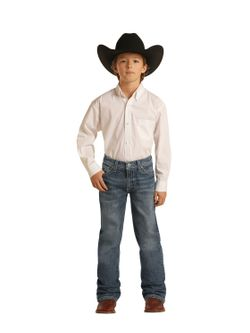 Boys Panhandle Slim  Reflex BB Gun Light Navy Jeans