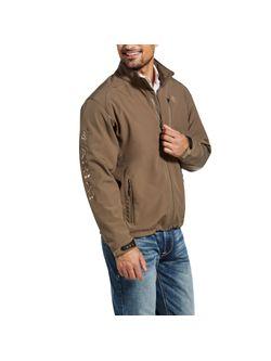 Ariat Mens Morel Camo Softshell Jacket