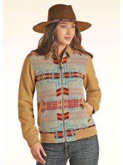 Panhandle Slim Ladies Aztec Coat