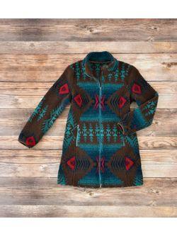 Tasha Pollizi Ladies Tyringham Jacket Teal