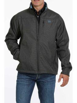 Cinch Mens Charcoal Bonded Jacket