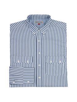 Hatco Mens Striped Blue