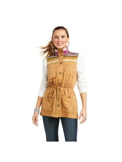 Ariat  Weekend Warrior Dijon Womens Vest