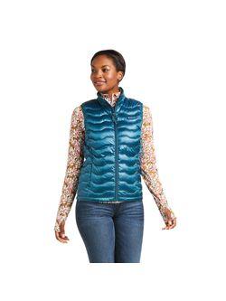 Ariat Ladies Teal Ideal Vest