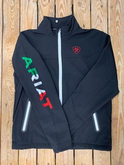 Ariat Mens New Team Mexico Jacket