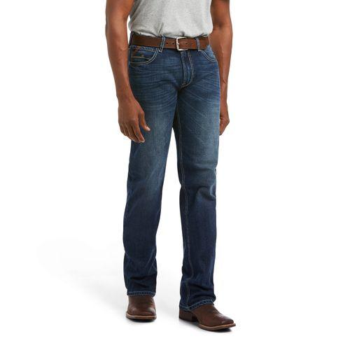 Ariat Mens M5 Matteo  Straight Leg Jeans