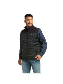 Ariat Mens Black Elevation Vest