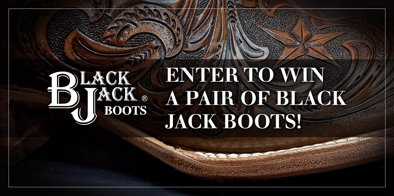 Black Jack Boots Giveaway